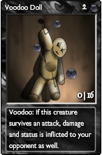 Voodoo Doll Elements The Game Wiki